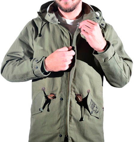 <p>Outback Jacket</p>